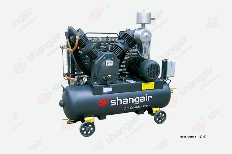08VW Series Oilfree Air Compressor (Single-Engine Set)
