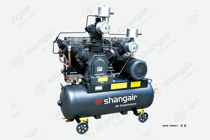 10WW Series Oilfree Air Compressor (Single-Engine Set)